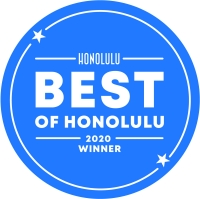 2020 Best of Honolulu Winner